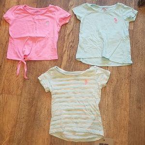 Girls POLO shirts